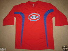 Montreal Canadiens NHL Hockey Jersey L LG Mens