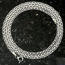 "Mariner 050-16"" 2mm 2.3 Gram Italian Link Chain .925 Sterling Silver Chain 16"""