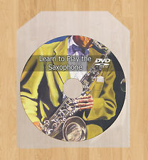 Learn how to play the Saxophone lessons DVD video guide tutorial Sax tuition