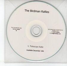 (EG913) The Birdman Rallies, Telescope Katie - DJ CD