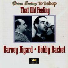 Barney Bigard - Bobby Hacket  That Old Feeling 2CD