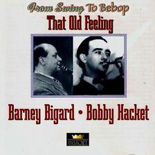 Barney Bigard - Bobby Hacket  That Old Feeling 2CD