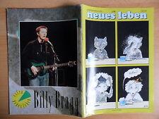 NEUES LEBEN 2 - 1989 ** Eros Ramazotti Simple Minds Die Zöllner Billy Bragg Mode