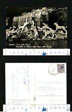 CASERTA (CE) - PARCO DELLA REGGIA - ATTEONE NELLA VASCA DELLA CASCATA - 50608
