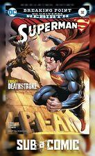 SUPERMAN #32 (DC 2017 1st Print) COMIC