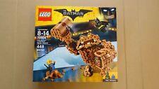 New LEGO 70904 The Batman Movie - Clayface Splat Attack - 448 pcs Retired - NISB