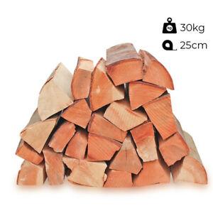 Brennholz Kaminholz Buchenholz Feuerholz ofenfertig 30kg 25cm Buche trocken