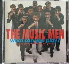 Music Men - What Can You Play? CD (VGC)