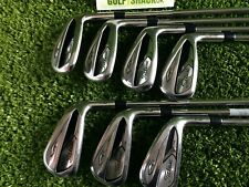 Titleist 718 AP1 Irons 5-Pw + 48* Wedge with AMT Red R300 Regular Shafts (5507)