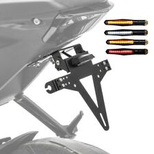 Kennzeichenhalter + LED Blinker für Honda NC 750 S / X TH4