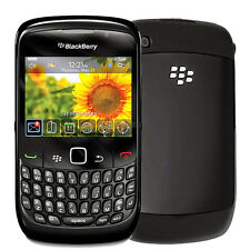 BlackBerry Curve 8520 Unlocked GSM Smartphone WiFi Bluetooth - Black
