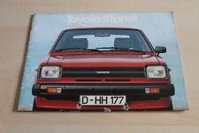 105572) Toyota Starlet Prospekt 09/1980