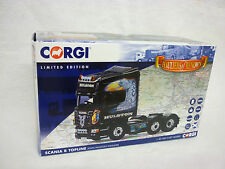 Corgi Modern Truck/Haulage CC13780 Scania R Topline John Hulston Mint & Boxed