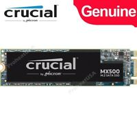 Crucial MX500 250GB 3D NAND SATA M.2 Type 2280 Internal SSD Solid State Drive