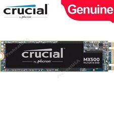 250GB Crucial SSD MX500 250G M.2 2280 3D NAND SATA 3 Internal Solid State Drive