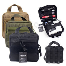 Tactical Molle EMT/First Aid Medic Kit Pouch Organizer Utility Gear Bag Pouch