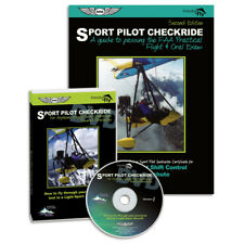 ASA SPORT PILOT CHECKRIDE, COMBO PACK BOOK AND DVD