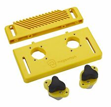 Magswitch Starter Kit w/ Base, 2 Mag Jig 150, Reversible Feather Board 8110134