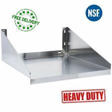 24 X 24 Stainless Steel Microwave Shelf Kitchen Restaurant House