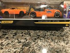 1:64 2018 Maisto Design Wrecker / 1970 Dodge Challenger R/T