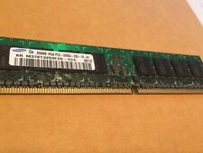 Samsung 256 MB RAM 333 MHz DDR2 (M378T3354BG0-CCC) Pre owned