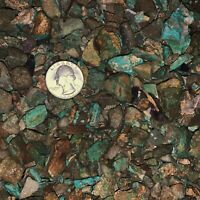 1000 Carat Lots of SMALL Natural Turquoise  Rough + a Free Faceted Gemstone