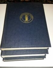 Westchester County and Its People: A Record Three Volume Set 1946 New York NICE