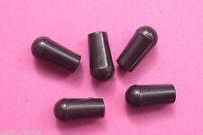 Tip Hat Negro Les Paul SG 335 Medida Rosca 3.8 mm. Switch Selector Black