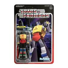 Transformers Grimlock Decepticons 3 3/4 Inch ReAction Wave 2 Figur Super7