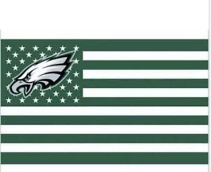 Eagles FLAG 3X5 Philadelphia Banner American Football New Fast USA Shipping
