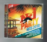 ♫ - NRJ PARTY HITS 2018 - 3 CD SET - 54 TITRES - NEUF NEW NEU - ♫