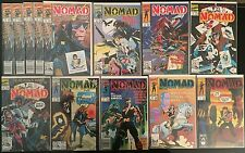 NOMAD 13 Comic Book Lot, Vol.1 #1-3 Vol.2 #1-5,7 Deadpool, Punisher, Gambit, NM