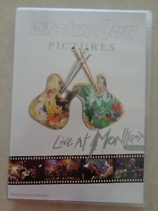 Pictures: Live at Montreux 2009 by Status Quo (UK) (DVD, Oct-2009, Eagle Rock (U