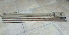 vintage cane single handed fishing rod The Aberdeen Scottie Impregnated Sharpe