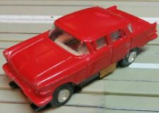 Faller Ams 4802 Vauxhall Captain with Block Engine + 4 New Repro Wheels