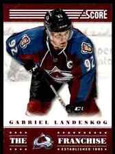 2013-14 Score Franchise Gabriel Landeskog #TF-7