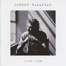 "CD ""Johnny Hallyday - am Leben bleiben"" neu versiegelt"