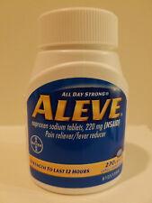 Aleve Pain Reliever/Fever Reducer 220mg Caplets 270 Caplets