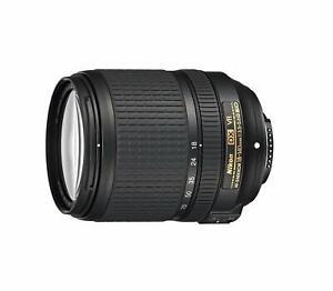 Nikon AF-S 18-140mm f3.5-5.6 G ED VR