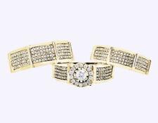 Anillos de joyería con diamantes anillo de compromiso de compromiso flor