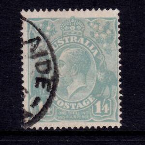 KGV Head Used 1/4 Turquoise SG 66