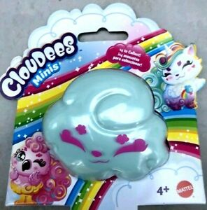 2 x Cloudees MINIS Pet Collectible Figure Surprise Blind Mystery Pack