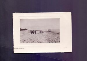 On the Beach Nairn publisher Strachan Stationer Nairn  (RS8)