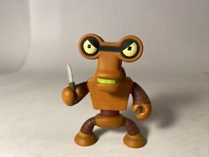 Kidrobot Futurama Mini Series 2 Roberto Figure
