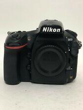 Nikon D810 FX 36.3MP Digital SLR Camera - Black (Body Only) - Used