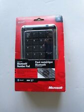 Microsoft Bluetooth Number Pad For Windows & Mac