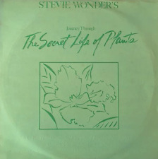 STEVIE WONDER - Journey Through The Secret Life Of Plants (LP) (VG/G)