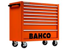 Bahco 1475KXL8 C75 40″ 8 Drawer Mobile Roller Cabinet Orange
