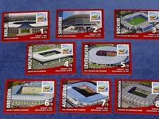 Rewe Stadion Sticker zur Frauen WM 2011 NEU