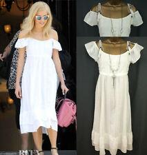Marks and Spencer Cotton Boho, Hippie Dresses for Women